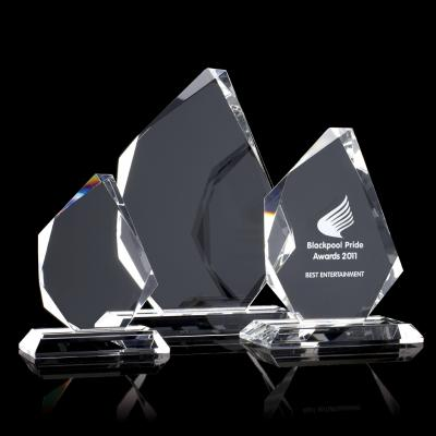 Image of Medium Optical Crystal Trophy Prism