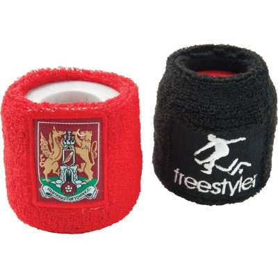 Image of Towelling Sweat Bands