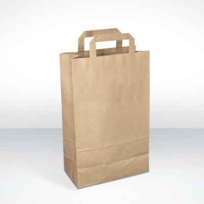 Image of Recycled Paper Carrier Bag - Medium