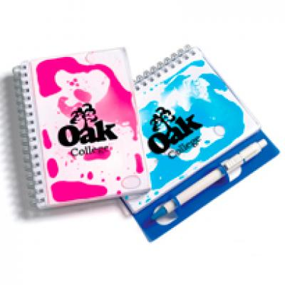 Image of Aqua NoteBook