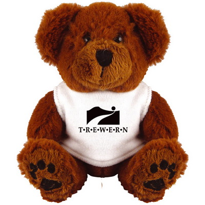 Image of 7 inch Freddie Bear and T Shirt