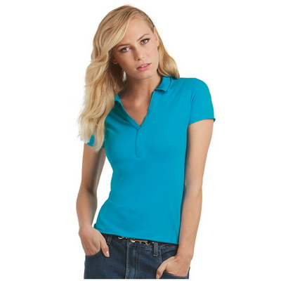 Image of B&C Ladies Love Spice Polo Shirt