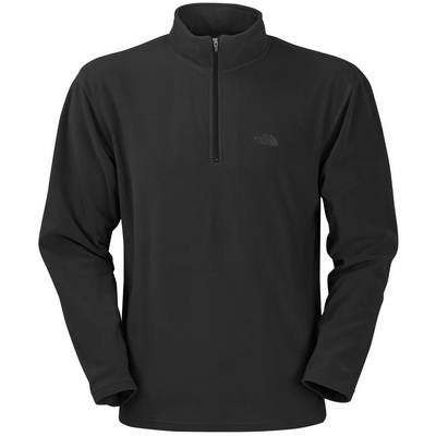 Image of North Face 100 Glacier Quarter Zip Microfleece