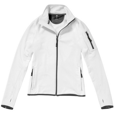 Image of Mani power fleece full zip ladies Jacket