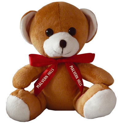 Image of 10 inch Jay Jay Bear with Neck Bow