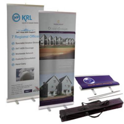 Image of Roll Up Banner - 2 m x 850 mm
