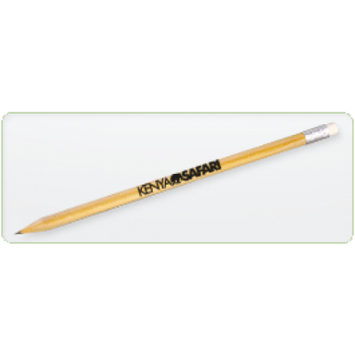 Image of Fsc Certified Wooden Pencils With Eraser