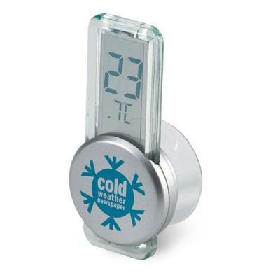 Image of Lcd Thermometer W Suction Cup