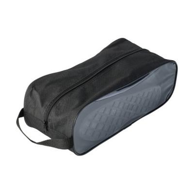 Image of Non-woven (80g/m2), zipped bag with polyester carry handle