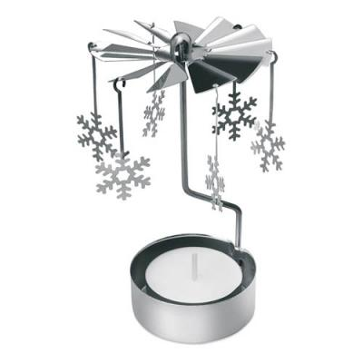 Image of Christmas Chime With Tea Light