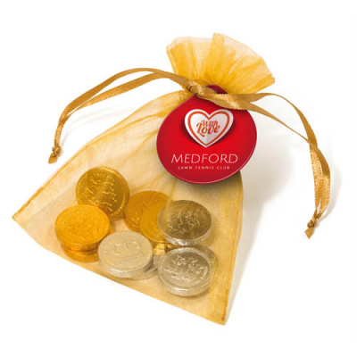 Image of Bagz Chocolate coins