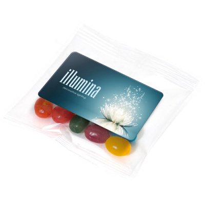 Image of Flow Bag The Jelly Bean Factory Jelly Beans 10g PL