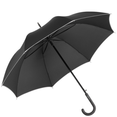Image of AC Alu Midsize Windmatic Black Edition Umbrella