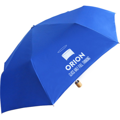 Image of Wood SuperMini Umbrella
