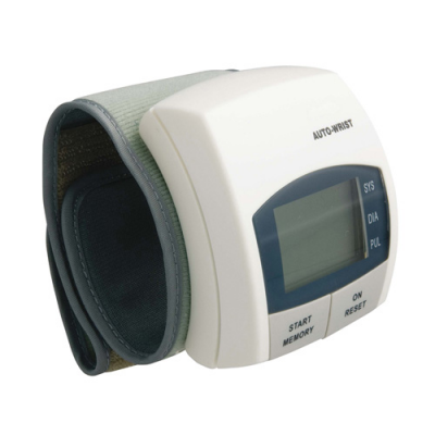 Image of Wrist Blood Pressure Monitor Health