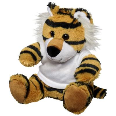 Image of Tiger Plush with Shirt