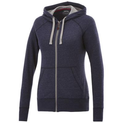 Image of Groundie full zip ladies hoodie