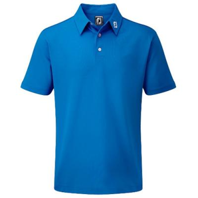 Image of FJ (Footjoy) Stretch Pique Gents Polo Athletic Fit