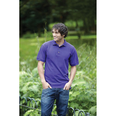 Image of Gildan Heavyweight Ultra 100% Cotton Pique Polo