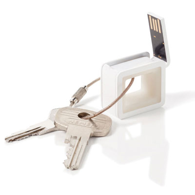 Image of USB Flashdrive Keyring