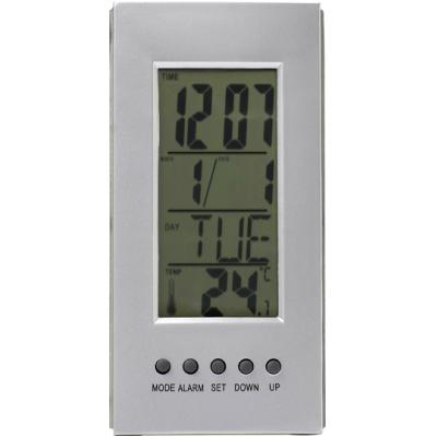 Image of Plastic desk clock