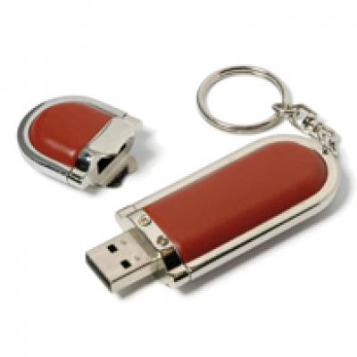 Image of Leather 4 USB FlashDrive