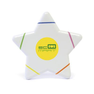 Image of Star Large Star Shaped Highlighter