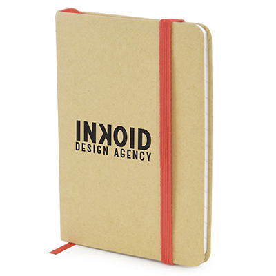 Image of A7 natural recycled notepad