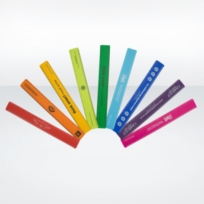 Image of Recycled 30Cm Flexi Rulers