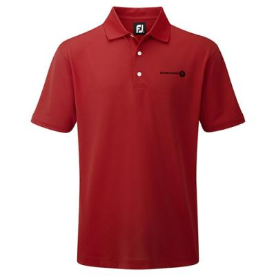 Image of FJ (Footjoy) Stretch Pique Gents Polo Traditional Fit
