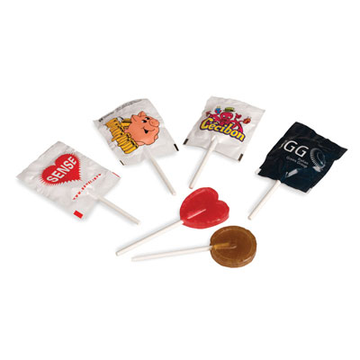 Image of Small Flat Lollipop