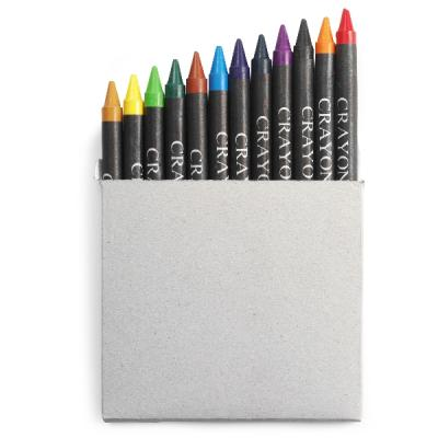 Image of Crayon set in card box