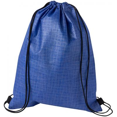 Image of Checker Non Woven Sports Bag