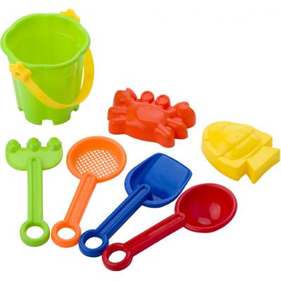 Image of Mini beach bucket in four colours.