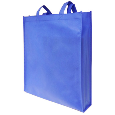 Image of Royal Blue Non Woven Poypropylene Carrier Bag