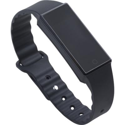 Image of Stainless steel smart watch