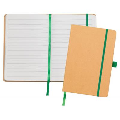 Image of Broadstairs Kraft Paper A5 Notebook