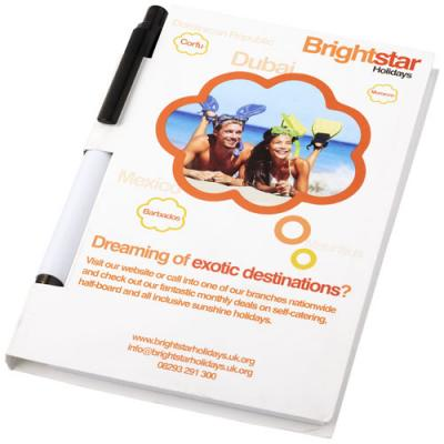 Image of Essential conference pack A5 notepad and pen